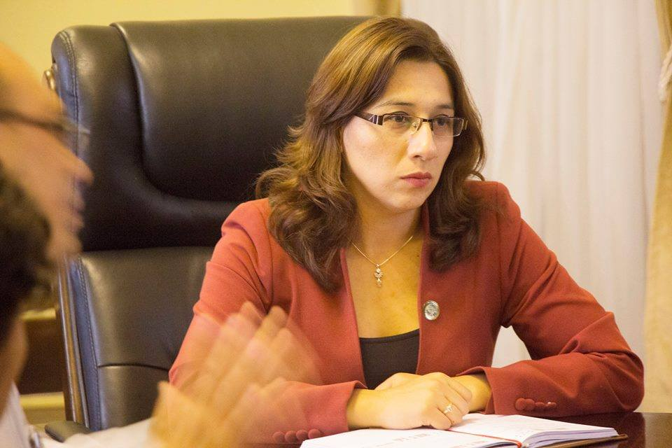 Condena de 4 años para la exgobernadora de Quetzaltenango, queda anulada