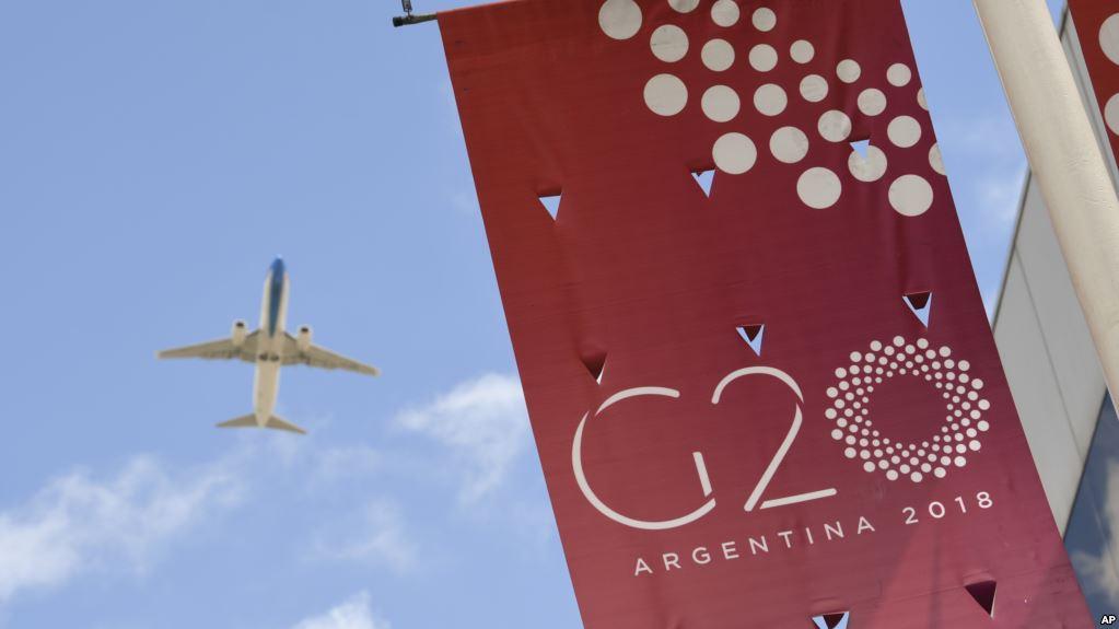 Cumbre del G20 reúne a líderes de mayores economías del mundo