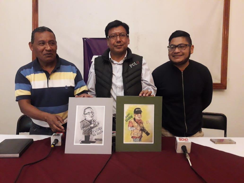 Expondrán caricaturas de periodistas
