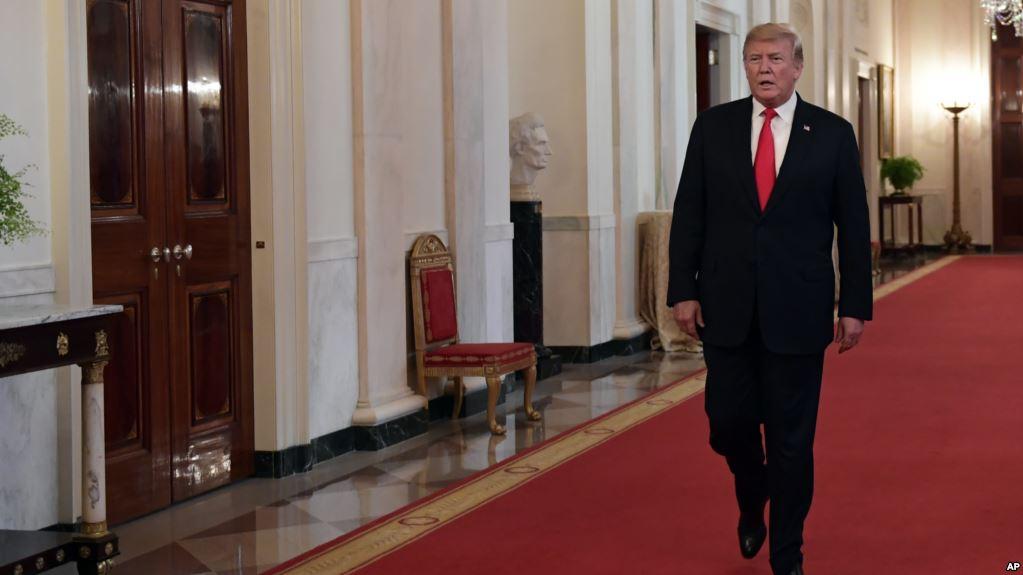 Trump: «totalmente dispuesto» a paralizar gobierno si no hay dinero para muro
