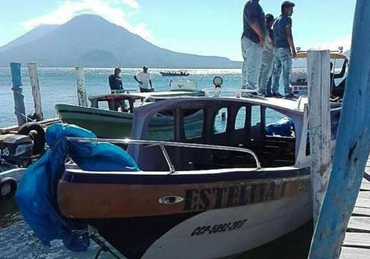Identifican a víctimas mortales de naufragio en el lago de Atitlán, Sololá