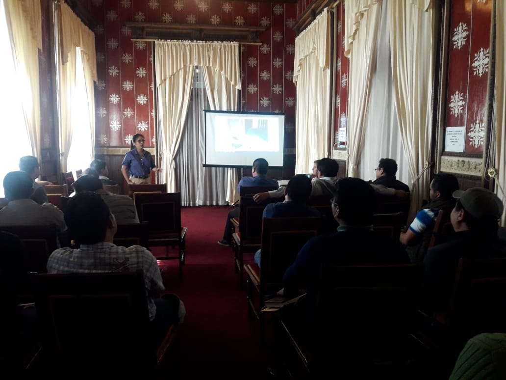 Segeplan capacita a directores de Oficinas Municipales de Planificación de Quetzaltenango