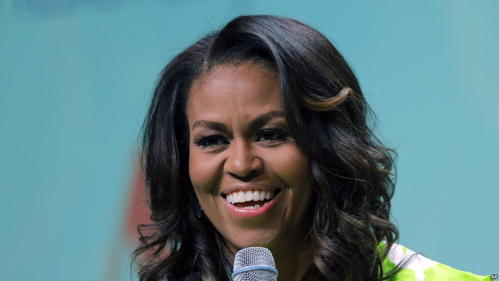 Encuesta Gallup: Michelle Obama es la mujer más admirada en 2018