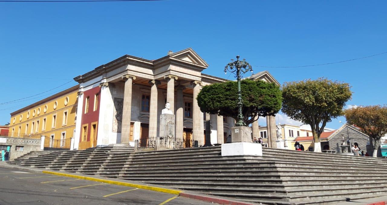 Atraso en dictamen de Centro Histórico frena restauración en el Teatro Municipal