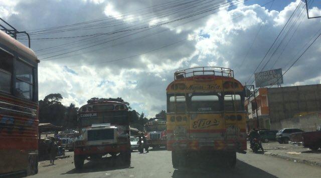 DGT conoce paro de buses por extorsión