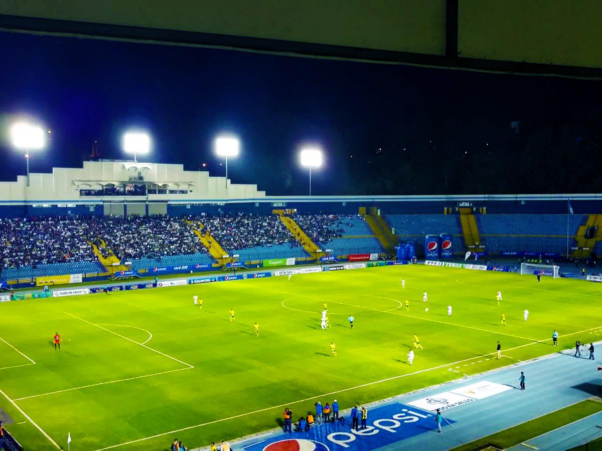 Guastatoya con ventaja en la  final del torneo Apertura 2018 en Guatemala
