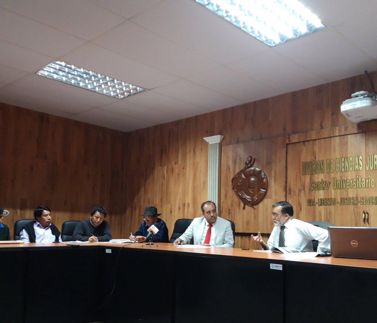 Autoridades municipales de Quetzaltenango definen agenda de diálogo con COALCO
