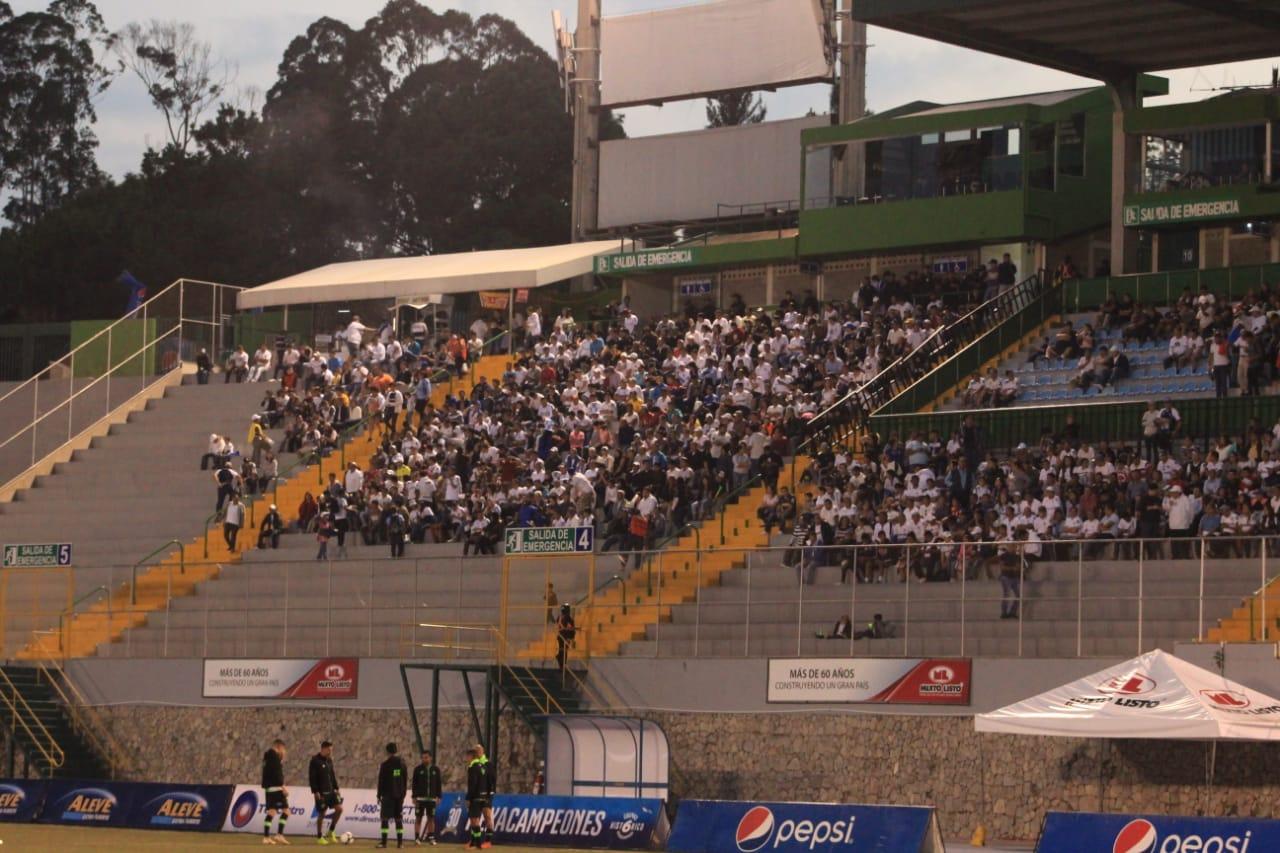 Reporte de taquillas en las series de acceso a semifinales en Guatemala