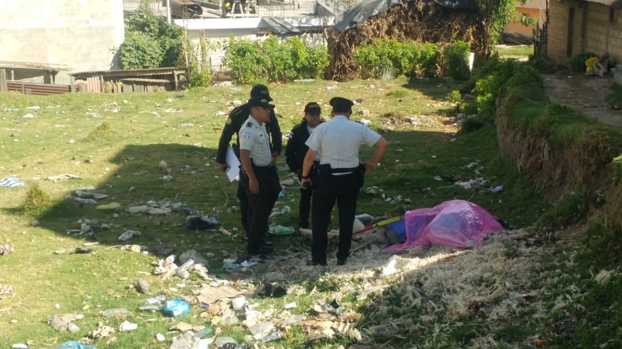 Familiares identifican cadáver encontrado el martes en San Juan Ostuncalco
