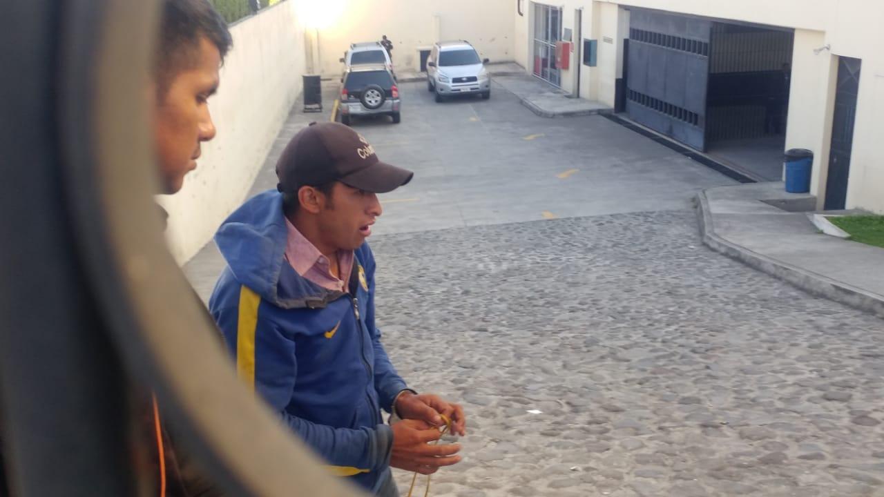 Capturan a hombre señalado de trata de personas en su modalidad de explotación sexual, en Almolonga