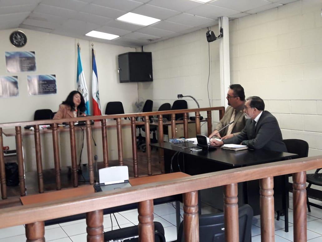 Alcalde Luis Grijalva declara en proceso de antejuicio