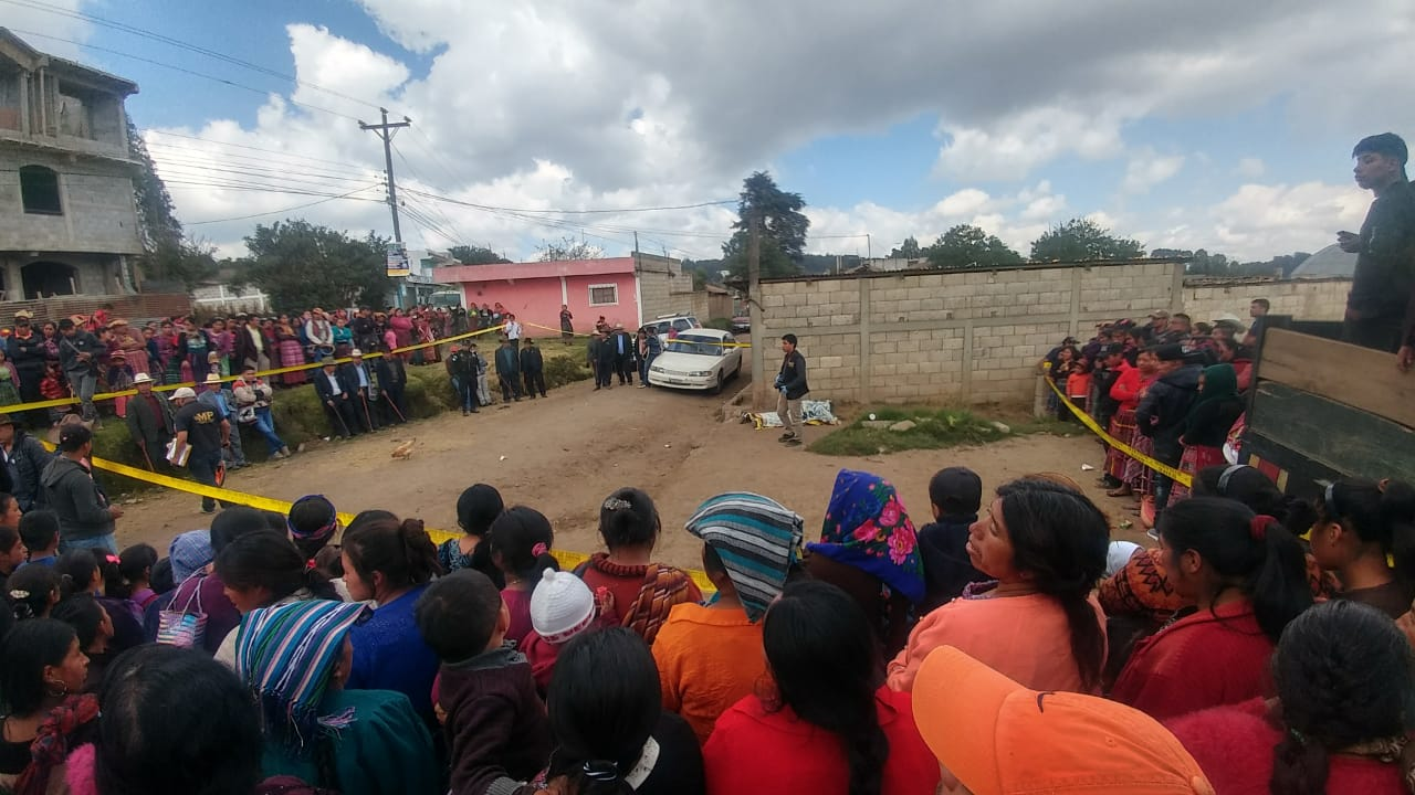 Hallan cadáver entre San Andrés Xecul y Olintepeque