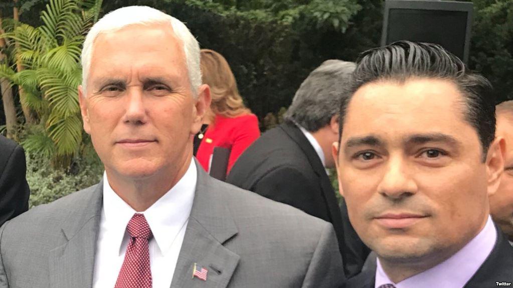EE.UU. reconoce Vecchio como encargado de negocios de Venezuela