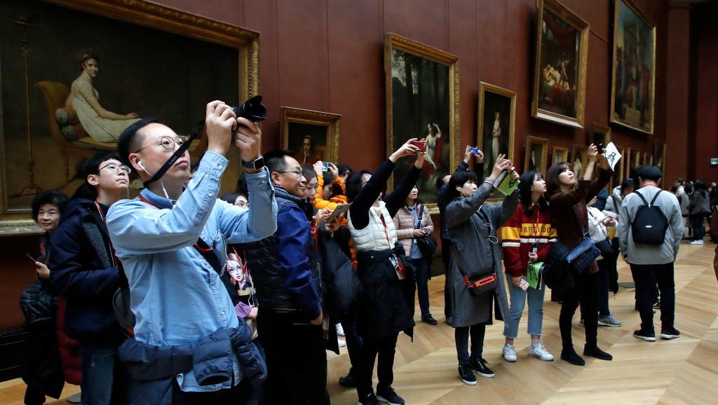 El Louvre superó los 10 millones de visitantes en 2018