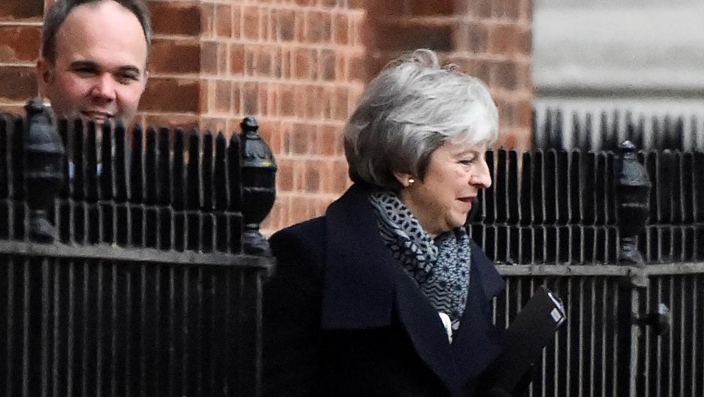 Brexit: May, nuevamente contra la pared para arrancar un acuerdo