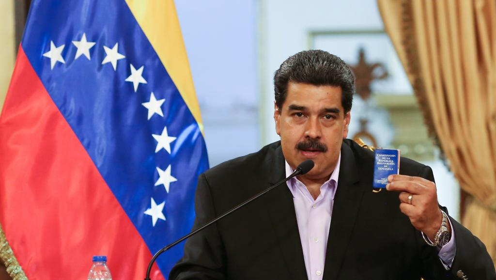 Maduro responde con acciones legales a las sanciones de Washington a PDVSA