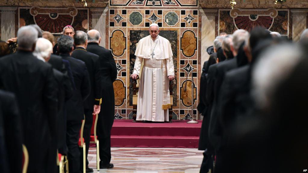 Papa: reunión en el Vaticano busca arrojar luz sobre abusos
