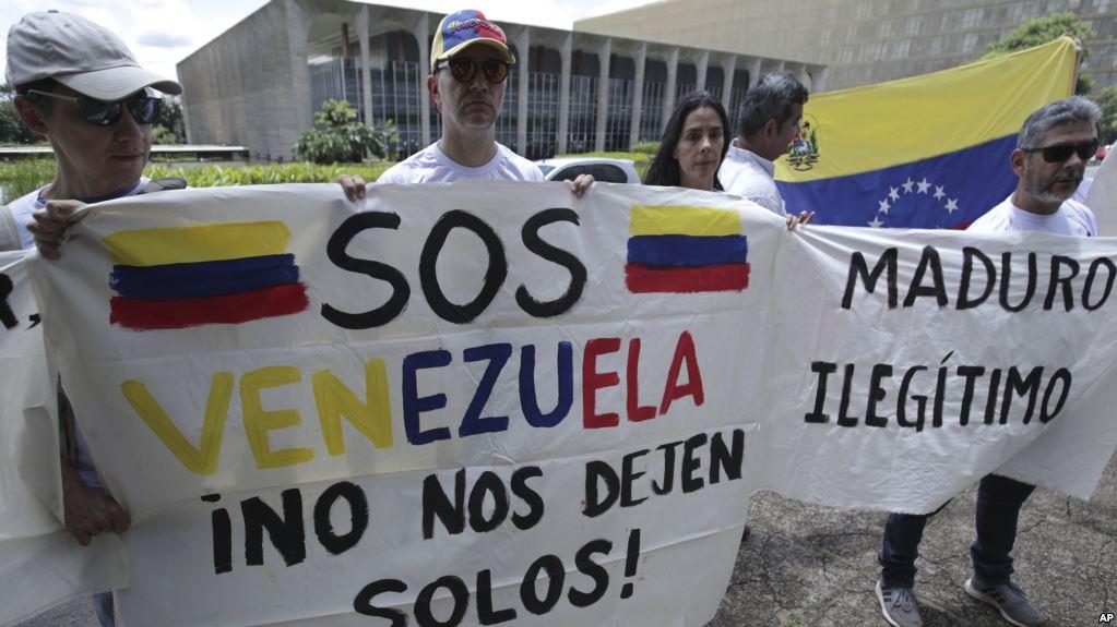 México dispuesto a mediar en crisis de Venezuela y Nicaragua