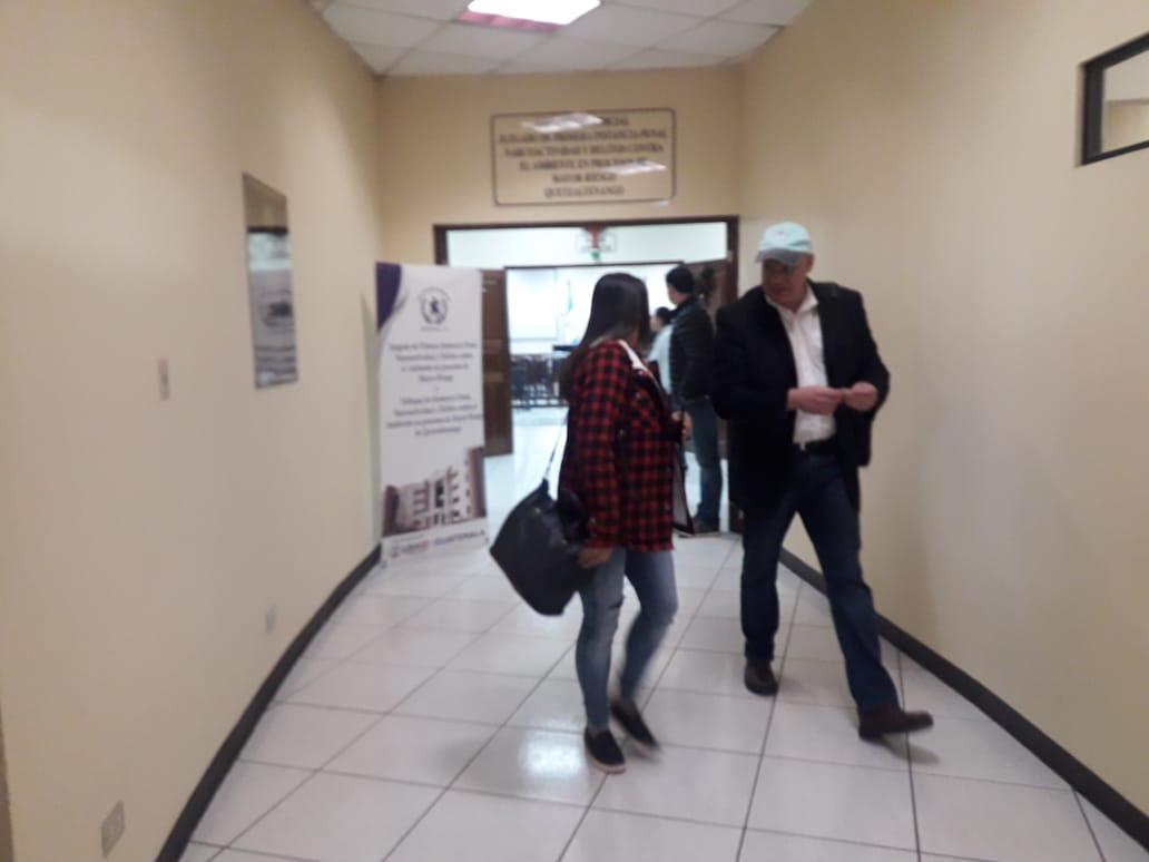 Suspenden audiencia de colaborar eficaz en el caso de corrupción en la Muni de Xela