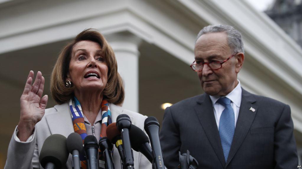 Nuevo Congreso con mayoría demócrata en la Cámara intentará poner fin al cierre del gobierno