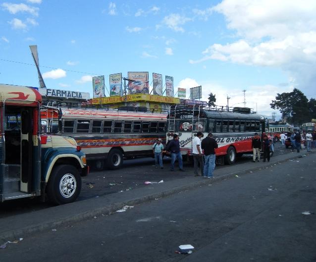 Quetzalteco relata cómo fue asalto en la ruta a la capital