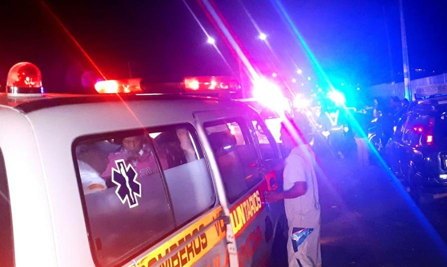 ¿Cuántas emergencias han cubierto bomberos de Xela este 2019?