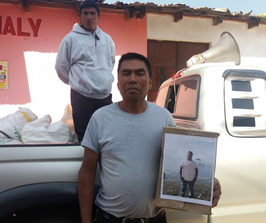 Recaudan dinero para repatriar a migrante originario de Palestina de Los Altos