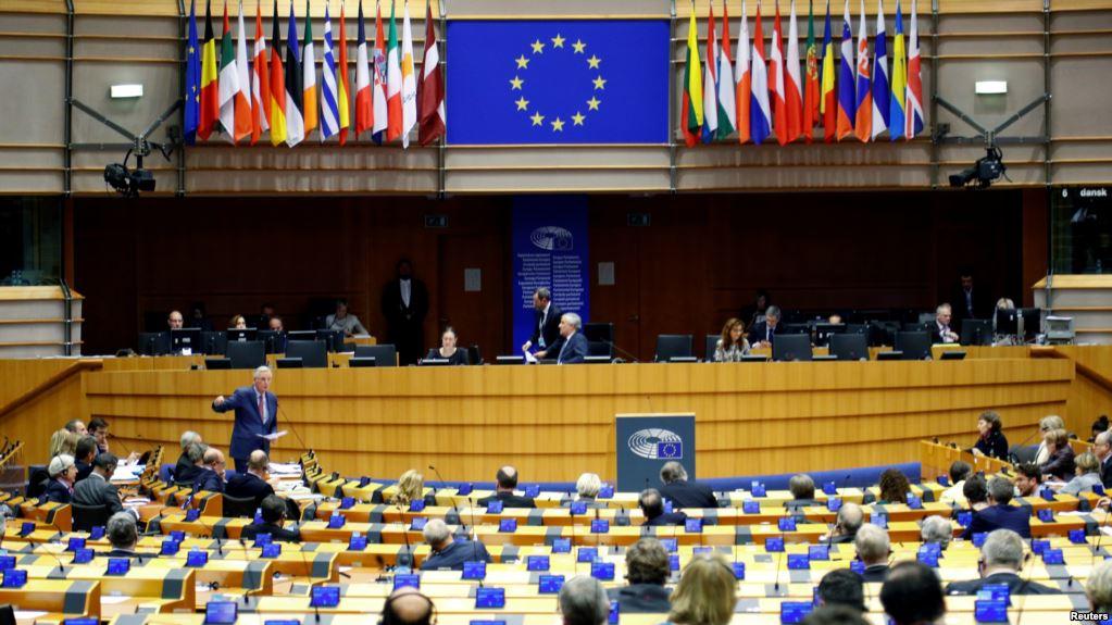 Parlamento europeo reconoce a Guaidó como presidente encargado de Venezuela