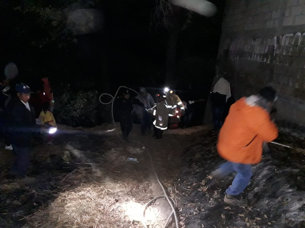 Identifican cadáver hallado en barranco de la zona 9 de Xela