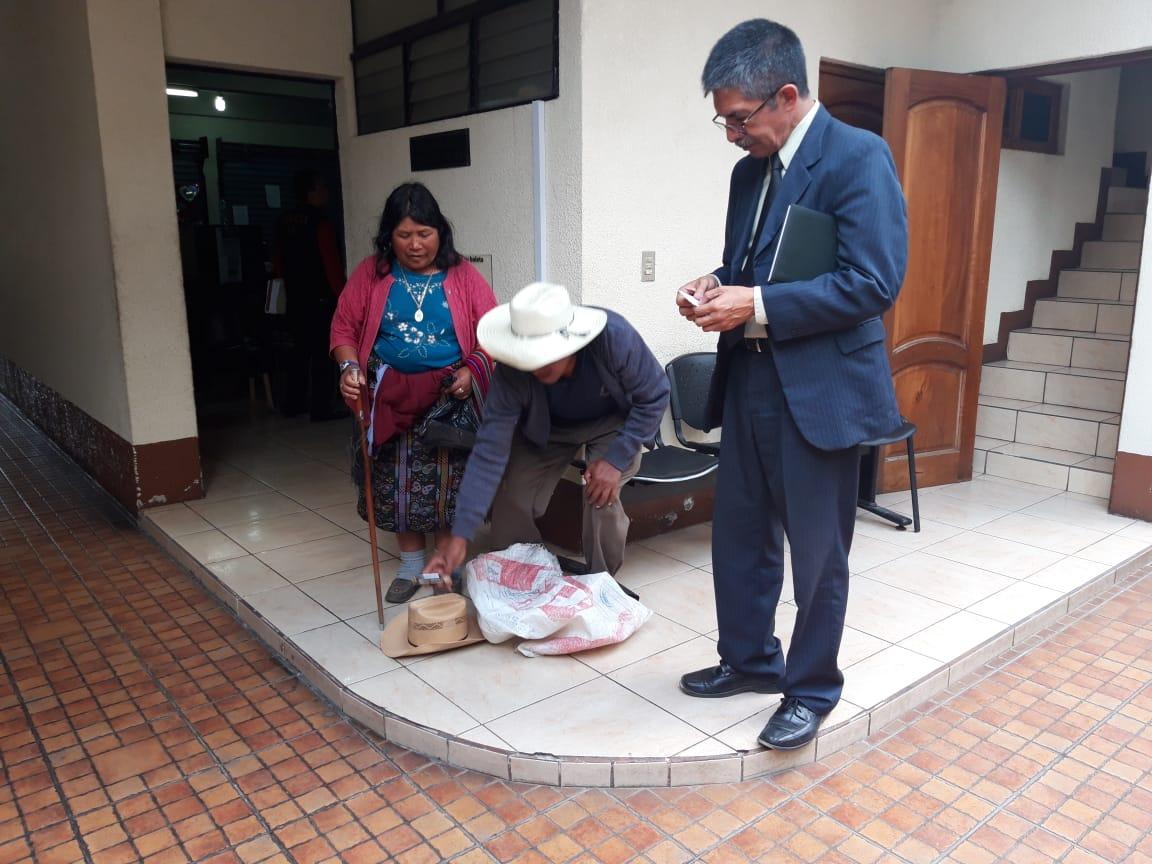 Denuncian a síndicos de Zunil por intento de homicidio y amenazas