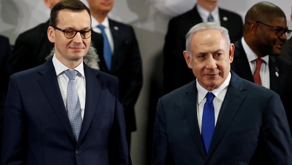 La cumbre de Visegrado, suspendida por tensiones entre Israel y Polonia