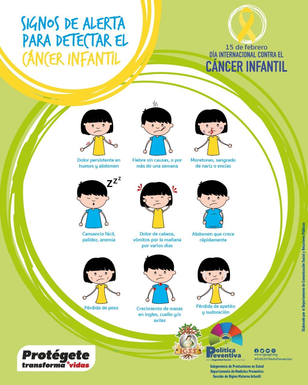 ¿Cuál es el cáncer más común en niños?