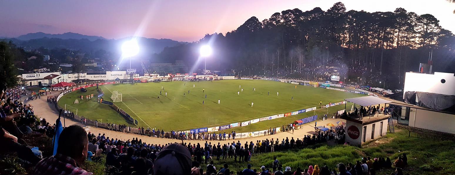 Todo listo para la final del torneo de Copa en Guatemala
