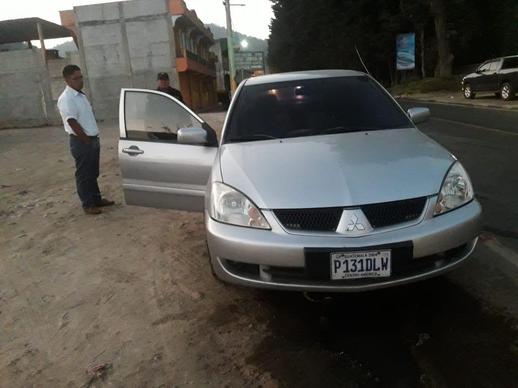 Recuperan vehículo robado hace dos años