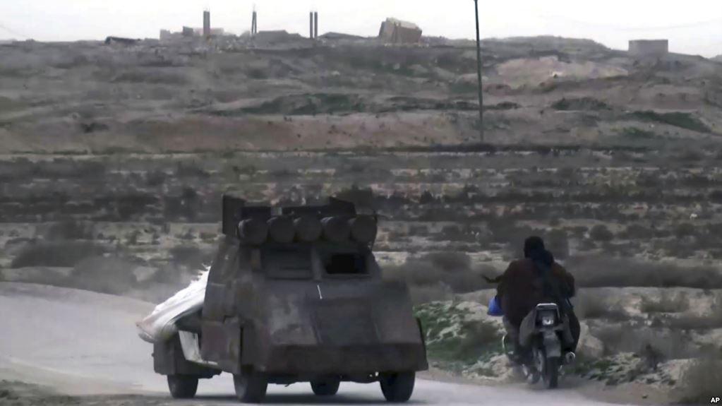 EE.UU y aliados afirman «progresos significativos» mientras ISIS realiza su último movimiento