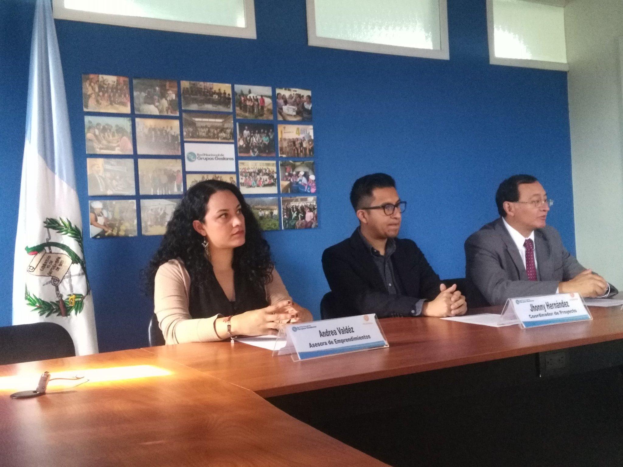 Crearán Centro de Emprendimiento en Quetzaltenango