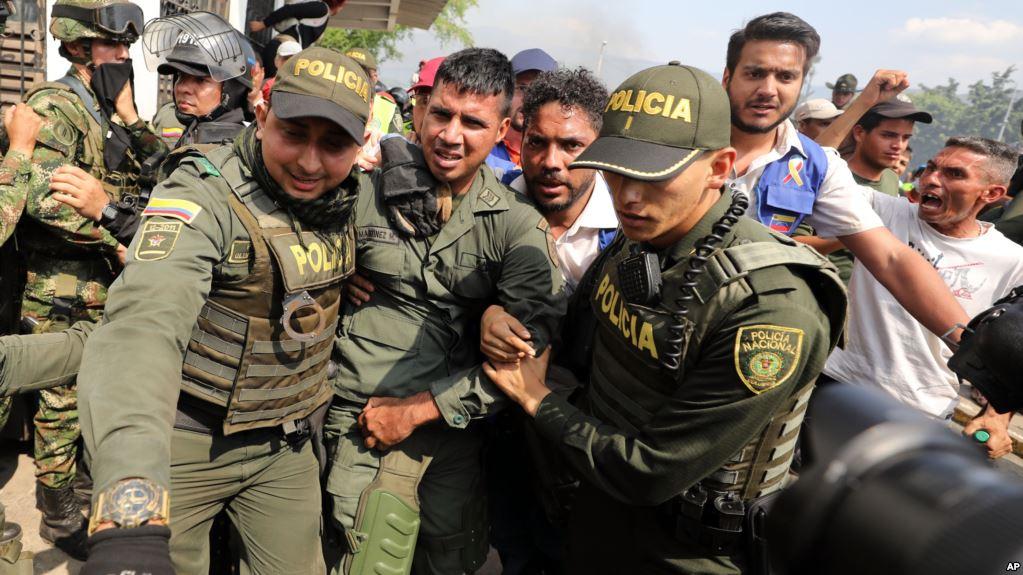 Guaidó a militares venezolanos ahora bajo sus órdenes: «Muchos más seguirán su ejemplo»