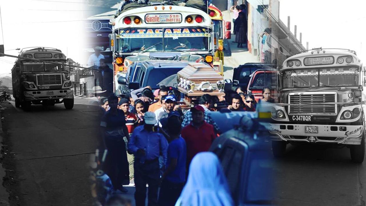 Inhuman a ayudante de bus que murió en ataque armado