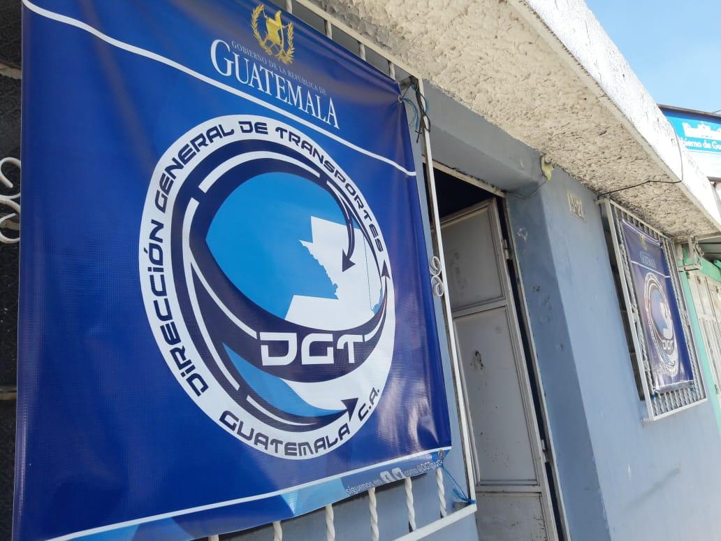 DGT advierte sanciones a pilotos de buses, de hasta Q. 5 mil