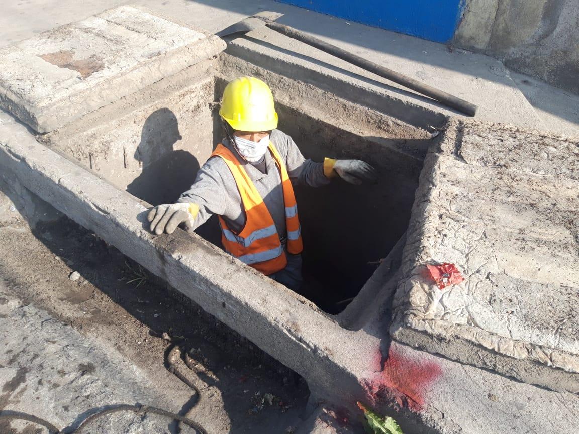 ¿Cómo es el trabajo de limpiar drenajes?