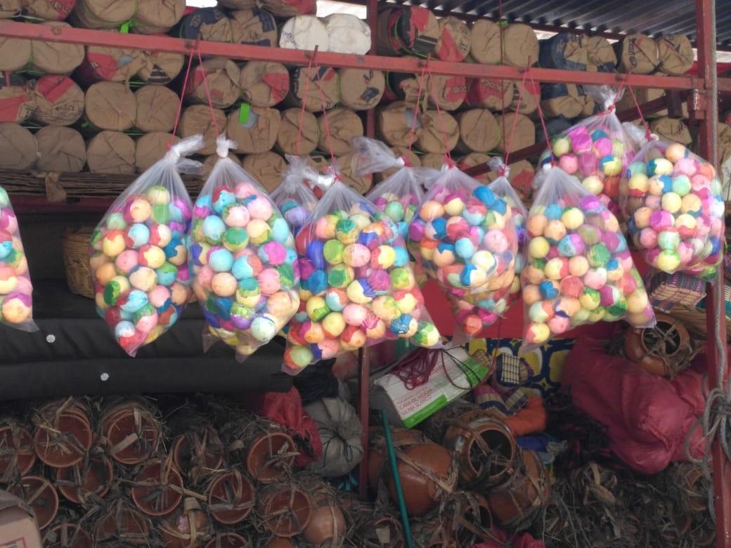 Vendedores esperan mejorar ventas de cascarones
