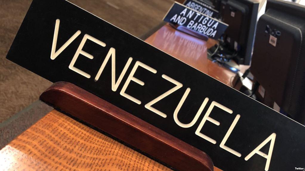 OEA realiza audiencia sobre «Corrupción del Estado y Crisis Humanitaria en Venezuela»