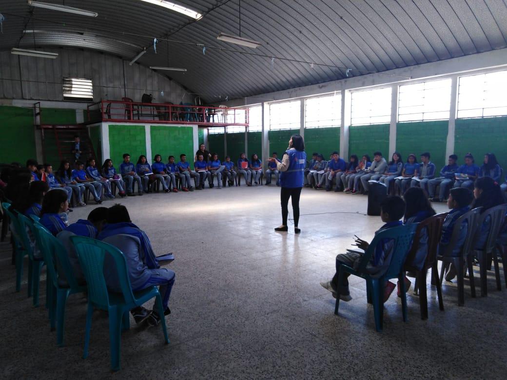 PDH detecta casos de acoso escolar, durante proceso educativo