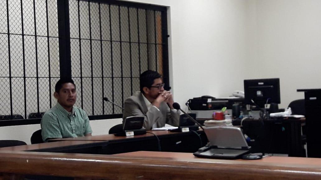Condenan a Marlon Omar Campana en Quetzaltenango, por asesinato