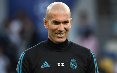 Zidane regresa al Real Madrid