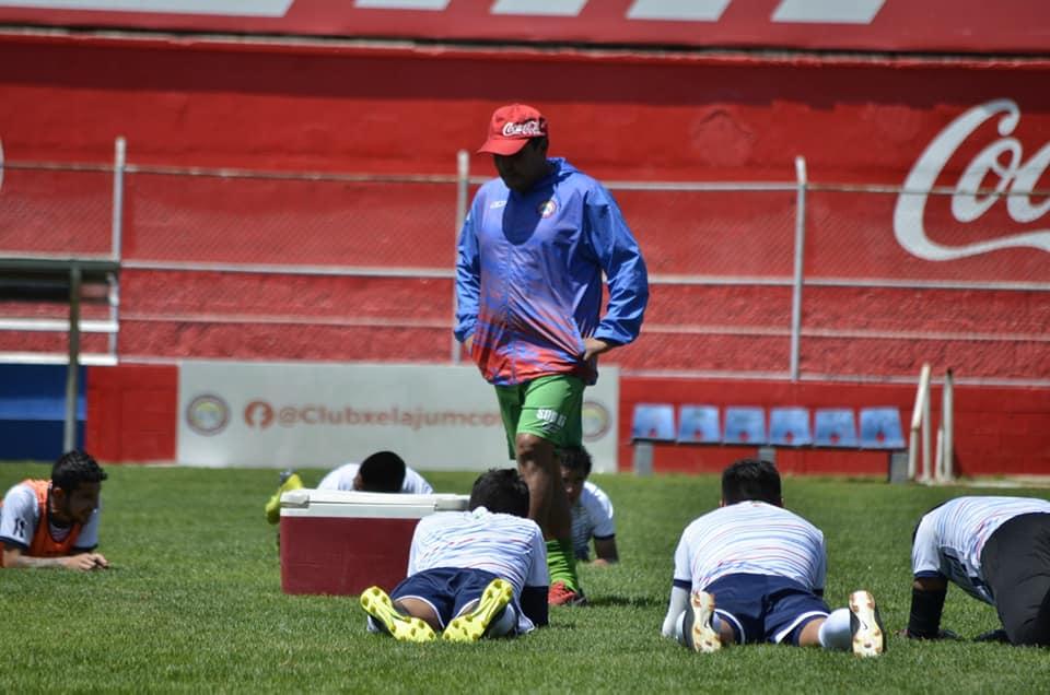 Lacho González: «La mejor invitación para la afición, es con resultados»