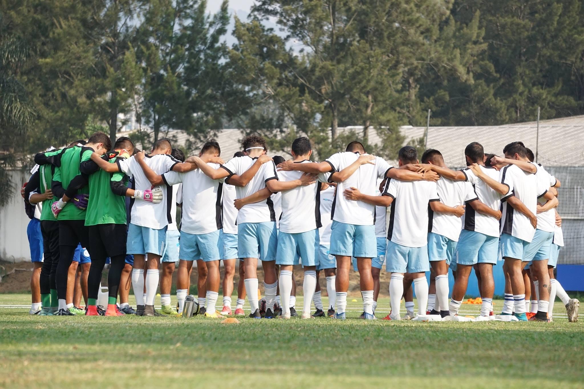 Selección sub 23 ya conoce rivales para el  Torneo Esperanzas de Toulon 2019