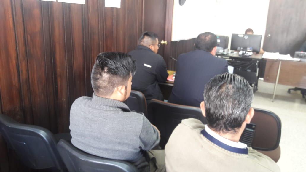 Se suspendió audiencia por el caso de la tragedia en Nahualá