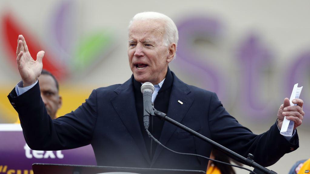 EE.UU.: Biden anuncia su candidatura a la presidencia para 2020