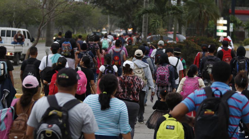 Expertos rechazan recortes de ayuda a países del Triángulo Norte